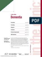 ANNALS Dementia