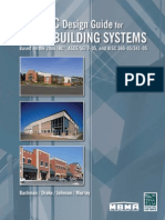 Seismic Design Guide for Metal Building Systems