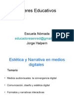 Talleres Educativos7_Estética y narrativa digitales