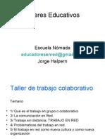 Talleres Educativos13_Trabajo Colaborativo