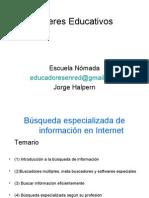 Talleres Educativos14_Busqueda Especializada Web