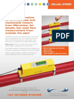 Permanent Flow Meters