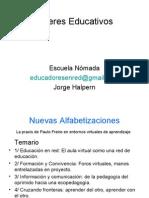 Talleres Educativos16_Nuevas Alfabetizaciones