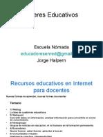 Talleres Educativos18_Recursos Educativos Para Docentes