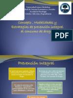 Presentacion de La Expo de Adiccion y Dependencia