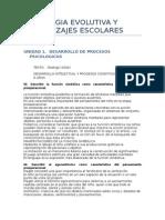 Psicologia Evolutiva (1)