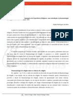 As linguagens da Experiência Religiosa - José Severino Croatto