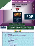 Capítulo 05 - Balanço Patrimonial - Grupo de Contas
