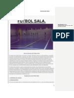Futbol Sala Resumido PDF