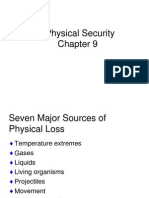 Physical Security in Information security