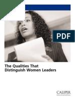 Women Leader White Paper