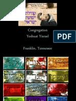 Biblical Feasts