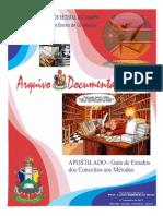 Apostilado-completo Doc-e-Arquivo Sec Exec 2 2012