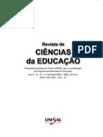EDUCAÇÃO NÃO-FORMAL - PROF, DR. PAULO GOMES LIMA
