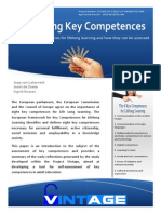 Evaluating Key Competences