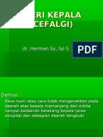 Nyeri Kepala (UPN)