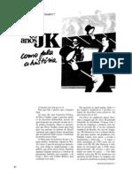 Os anos JK, como fala a história - Jean Claude Bernadet