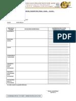 Formato de Informe Diagnostico Tutoria
