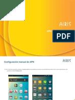 APN Smartphone TM400 (Peru)