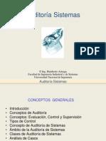 Introducción Auditoría Sistemas