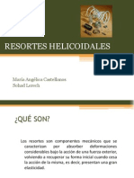 RESORTES HELICOIDALES