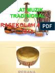 Alat Muzik Traditional
