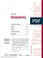 ANNALS Dyslipidemia