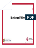 Business Ethics Presentation