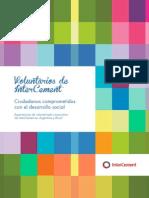 Voluntarios de InterCement - Ciudadanos Comprometidos Con El Desarrollo Social