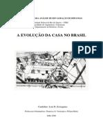 Evolucao Da Casa No Brasil Revisado