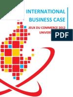 Cas JDC2012 Commerce International En
