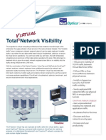 Total Virtual Network Visibility - WildPackets and Net Optics