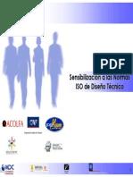 Sensibilización a las Normas ISO de Diseño Técnico - MGC
