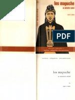Faron -Los Mapuche Su Estructura Social