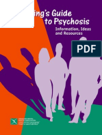 A Siblings Guide to Psychosis