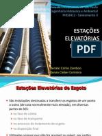 13-Elevatorias de Esgoto 2012-2