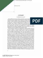Foucault de Maurice Florence en Alemán