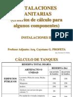 111.3.-INSTALACIONESSANITARIAS-CÁLCULOfb.pps