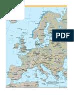 Europe HARTA M