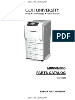 Ricoh Aficio SP C430DN C431DN PARTS CATALOG