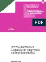 Pub10047 N 91. Derechos Humanos en Guatemala Un Compromiso Con La Justicia Universal
