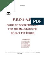 Fediaf Safety Guide 12-03-2010
