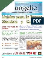 Evangelio Enero-marzo 2009 PDF