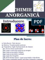 1. Introducere. Legile chimiei