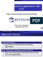 Python Tutorial Ets Tutorial