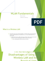 WLAN Fundamentals