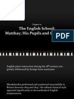 The English Piano School