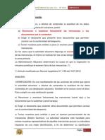 Artículo 166º-167-168