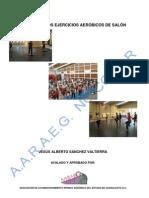 MANUAL DE LOS EJERCICIOS AERÓBICOS DE SALÓN