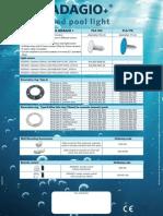 Spectravision leaflet Adagio+